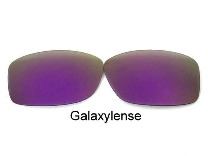 Galaxy Lentes De Repuesto Para Oakley Jupiter Squared Lila Polarizados,GRATIS S&H - Transparente,