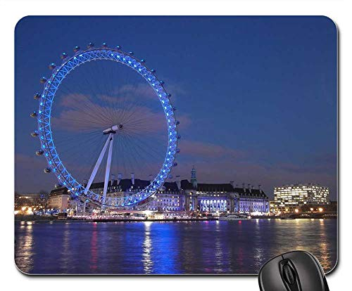 Natural Londres (Mouse Pads - London Londres England Tourism British UK)