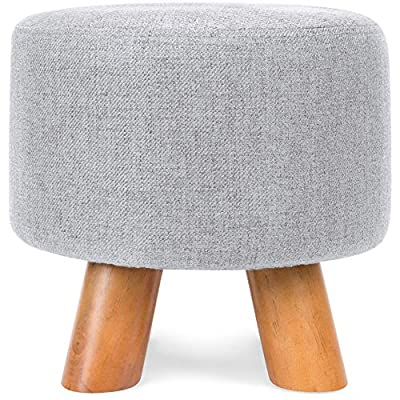 Best Choice Products Ottoman Foot Stool Pouf