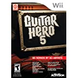 Guitar Hero 5 (Software Only)