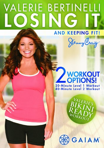 Valerie Bertinelli  Losing It And Keeping Fit