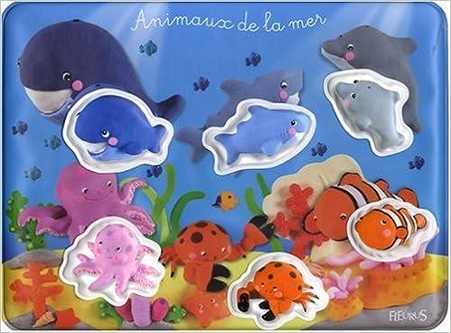 Livres numériques gratuits à télécharger Animaux de la mer by Christelle Mekdjian PDF 2215097205