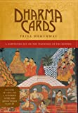 img - for Dharma Cards: A Meditation Kit on the Teachings of the Buddha by Priya Hemenway (2009-01-06) book / textbook / text book