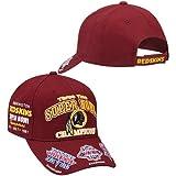 Reebok Washington Redskins Super Bowl Champions Commemorative Cap Adjustable