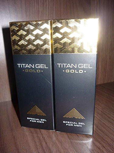 amazon com titan gel gold combo pack 2x50ml vip formula special