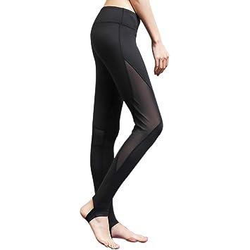 Jancery - Mallas de Yoga para Mujer, Cintura Alta, para ...