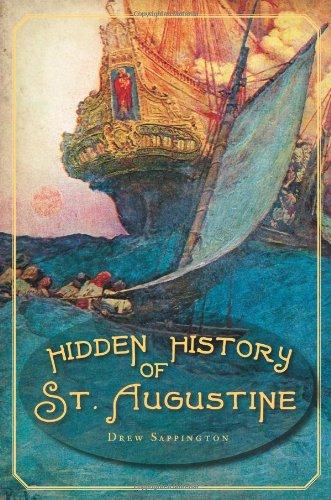 Hidden History of St. - Augustine Fl Shops St