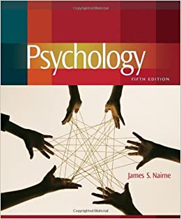 By james s. Nairne psychology (fifth edition): amazon. Com: books.