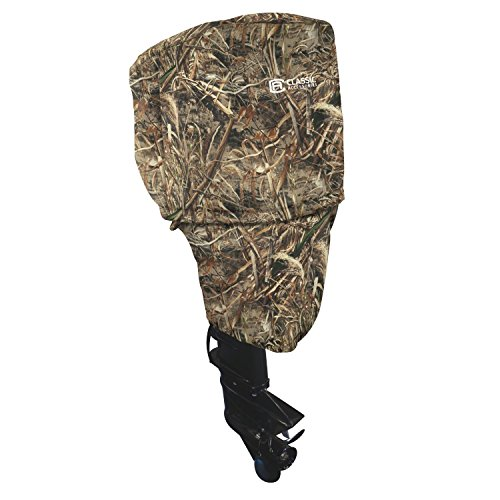 Classic Accessories Realtree Max-5 Outboard Boat Motor Cover