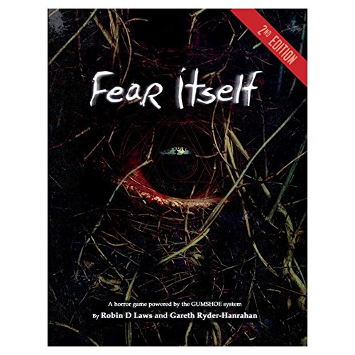 Fear Itself: A Horror Game Powered by the Gumshoe System