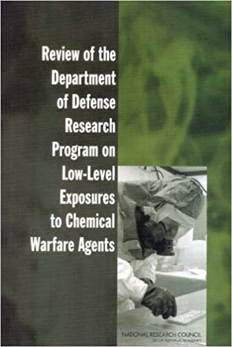 Review of the Department of Defense Research Program on Low-Level Exposures to Chemical Warfare Agents