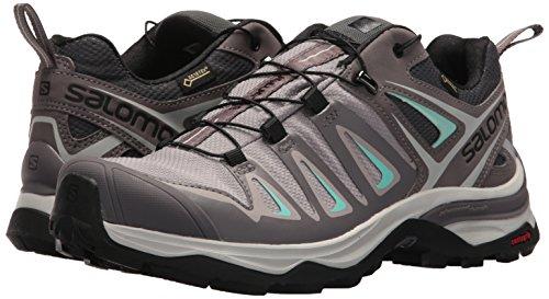 Salomon Women's X Ultra 3 GTX Trail Running Shoe, Magnet, 5 M US by Salomon (Image #6)