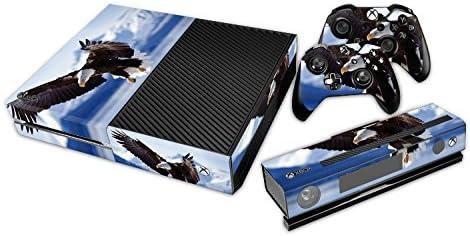 Gaminger Xbox One - Kit de Skins (Fundas Adhesivas) para Consola + ...