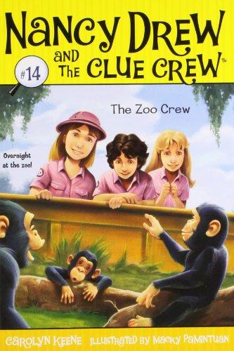 The Zoo Crew (Nancy Drew and the Clue Crew)