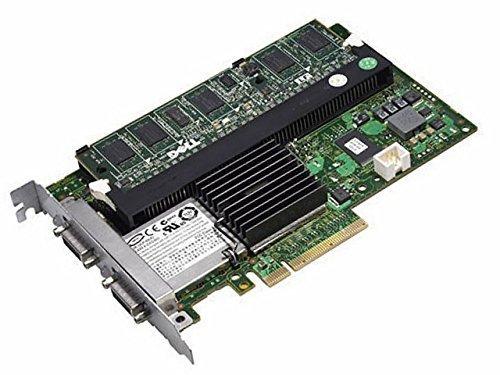 DELL - PERC 6/E SAS RAID Controller with Cache and BBU. P/N: H824F