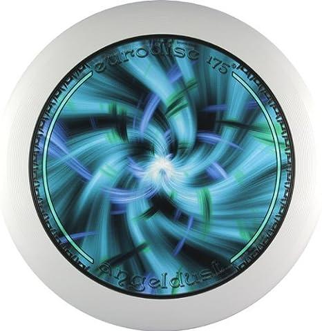 Ultmate Disc Star Frisbeesport 100/% Organic EURODISC Frisbee 175g DIE GRÜNEN