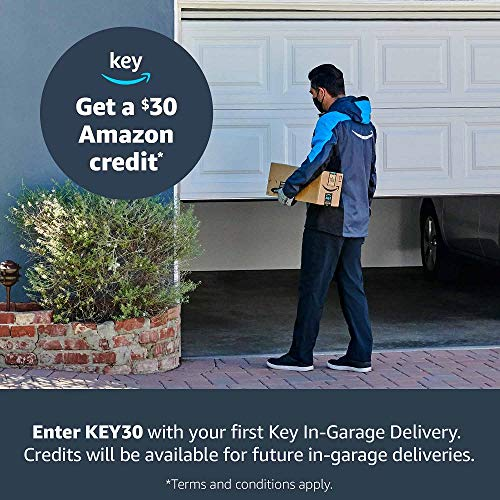 MyQ Smart Garage Door Opener Chamberlain MYQ-G0301 – Wireless & Wi-Fi enabled Garage Hub with Smartphone Control, 1 Pack…