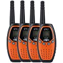4 Pack QTKJ Two Way Walkie Talkies Radios for Kids