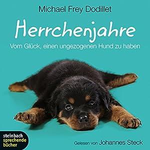 Herrchenjahre Hörbuch