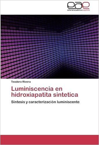 Luminiscencia En Hidroxiapatita Sintetica