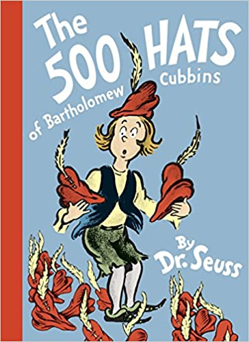 Amazon.com  The 500 Hats of Bartholomew Cubbins (Classic Seuss)  (8601400264157)  Dr. Seuss  Books 6e96200dce6
