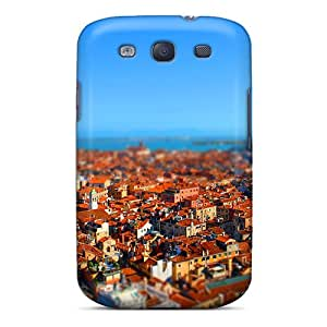 Hot Snap-on Venice From Above Hard Cover Case/ Protective Case For Galaxy S3