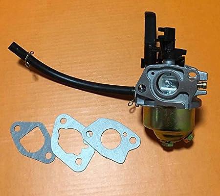 Amazon.com: Generador Carburador & Junta para Honda eb2200 X ...