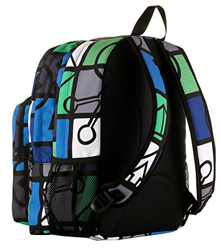 Primary Multicolour Lt Pink Expandable School Backpack Blu Secondary School ICON Sdoppiabile Appack Set Blue 28 AqO8qv