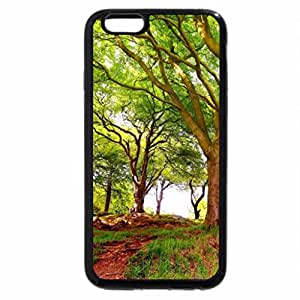 iPhone 6S / iPhone 6 Case (Black) Beautiful Spring Park