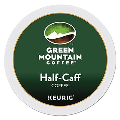 GREEN MOUNTAIN COFFEE ROASTERS GMCR Half Caff Pod