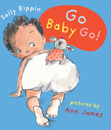 Book cover for Go Baby Go!