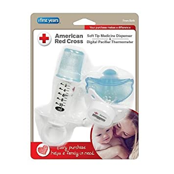 Amazon.com: Cruz Roja Americana Soft Tip Dispensador de ...