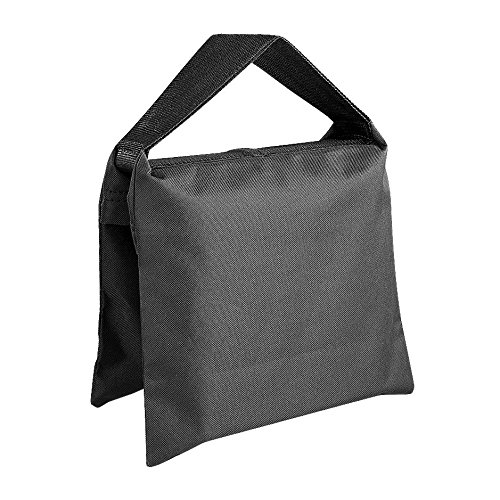 SODIAL(R) High Performance Photo sandbag Studio Video sandbag for lighting stands, gallows stand, tripod (1 pack) 063137A1