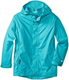 White Sierra Youth Trabagon Rain Shell