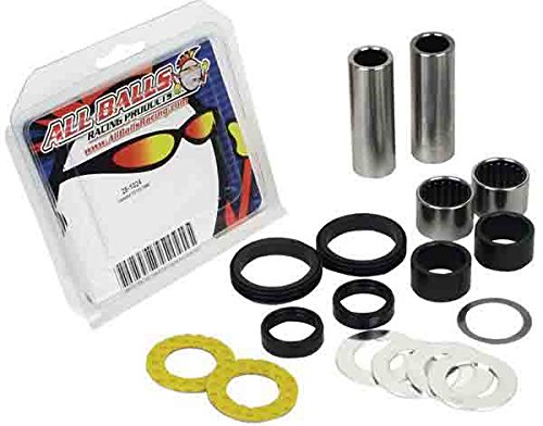 All Balls Offroad Suspension Kit Bearing Swing Arm For Kawasaki KDX200 1995-2006 / KDX220R 1997-2005 - 28-1064 ()