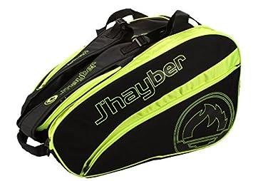 Jhayber Play Paletero, Unisex Adulto, Black-Neon Pistacho, Talla Única