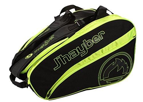 Jhayber Play Paletero, Unisex Adulto, Black-Neon Pistacho, Talla Única: Amazon.es: Deportes y aire libre