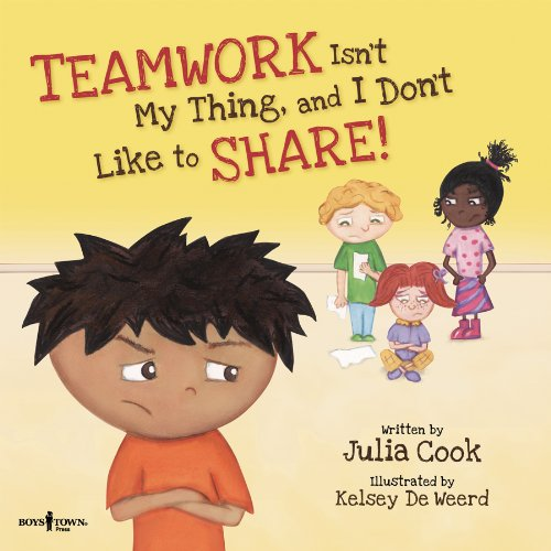 teamwork book for kids