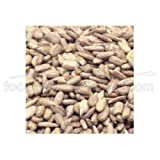 Azar Nut Oil Roasted Unsalted Sunflower Kernel, 25 Pound -- 1 each.
