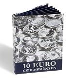 Lighthouse coin Book VISTA, for 10-Euro German commemorative by Leuchtturm