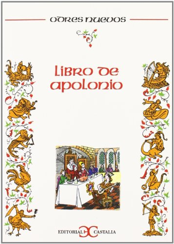 Libro de Apolonio (Odres Nuevos) (Spanish Edition)