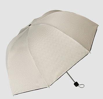 b493e163bf37 City Block Elegant Anti-uv Sun Parasol Folding Umbrella with Carry ...