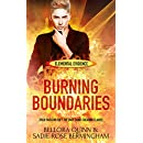 Burning Boundaries (Elemental Evidence Book 2)