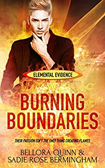 Burning Boundaries (Elemental Evidence Book 2) by [Quinn, Bellora, Bermingham, Sadie Rose]