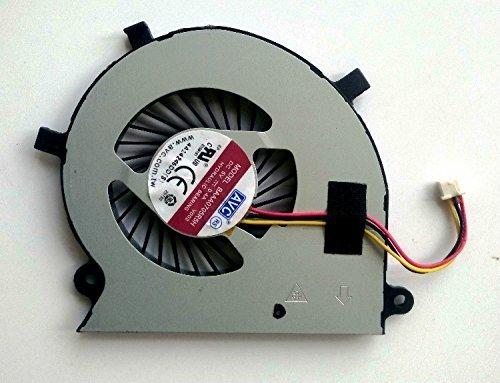 LRHKF New for Toshiba Satellite Radius P55W-B P55W-B5112 P55W-B5162SM P55W-B5181SM P55W-B5201SL P55W-B5220 P55W-B5224 P55W-B5260SM P55W-B5318 P55W-B5380SM Laptop CPU Cooling fan BAAA0705R5H by LRHKF