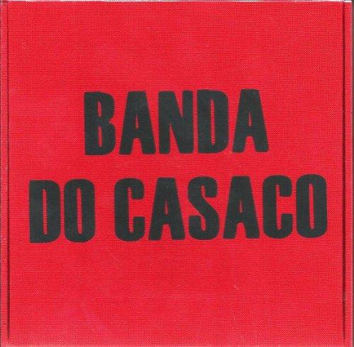 Price comparison product image Banda Do Casaco Vol. 1 [5CD] Wooden Box Set [DELUXE EDITION] 2013
