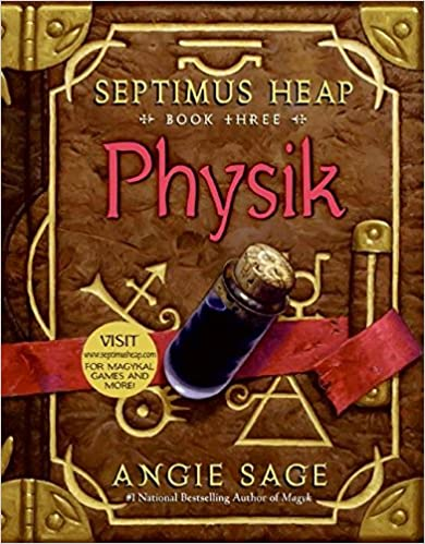 Septimus Heap 03. Physik por Mark Zug