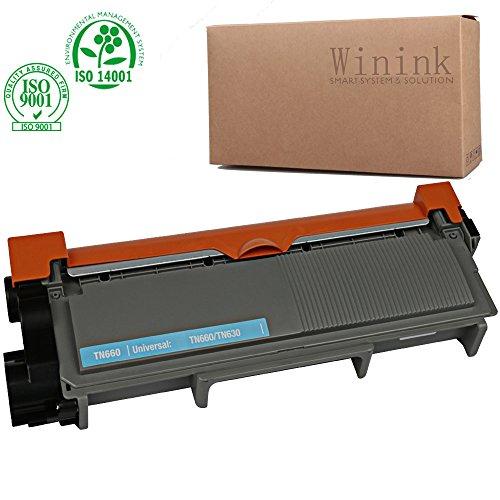 Winink MFC L2740DW TN660 TN630 Toner Cartridge High Yield Compatible With Brother HL-L2380DW DCP-L2520DW L2540DW MFC-L2700DW L2720DW L2740DW Series Toner Printers