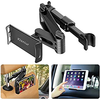 Amazon com: Macally Car Headrest Mount Holder for Apple iPad