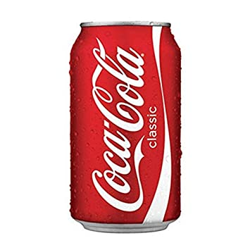 coca cola coke soda 12 ounce 12 cans amazon com grocery